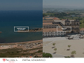 Município de Alcobaça: Plantas de Localização