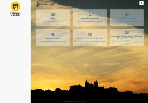 CM Viseu: Portal Geográfico