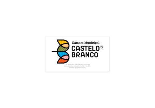 CM Castelo Branco: Plantas de Localização
