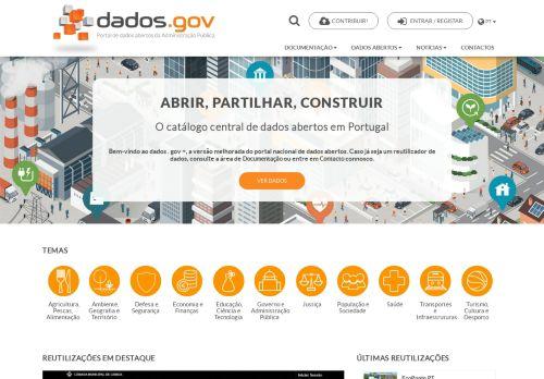 Portal Nacional de Dados Abertos