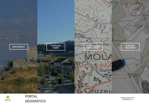 CM Celorico de Basto: Geoportal