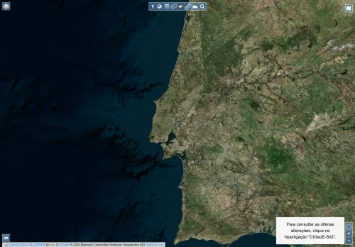 CIGeoE – Centro de Informação Geoespacial do Exército Português