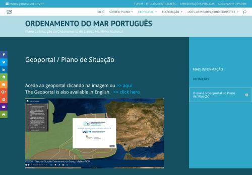 Geoportal PSOEM