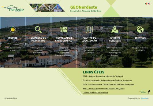 CM Nordeste: GeoNordeste
