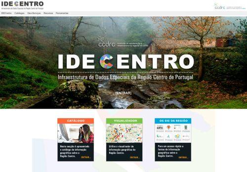 CCDR Centro: IDE Centro